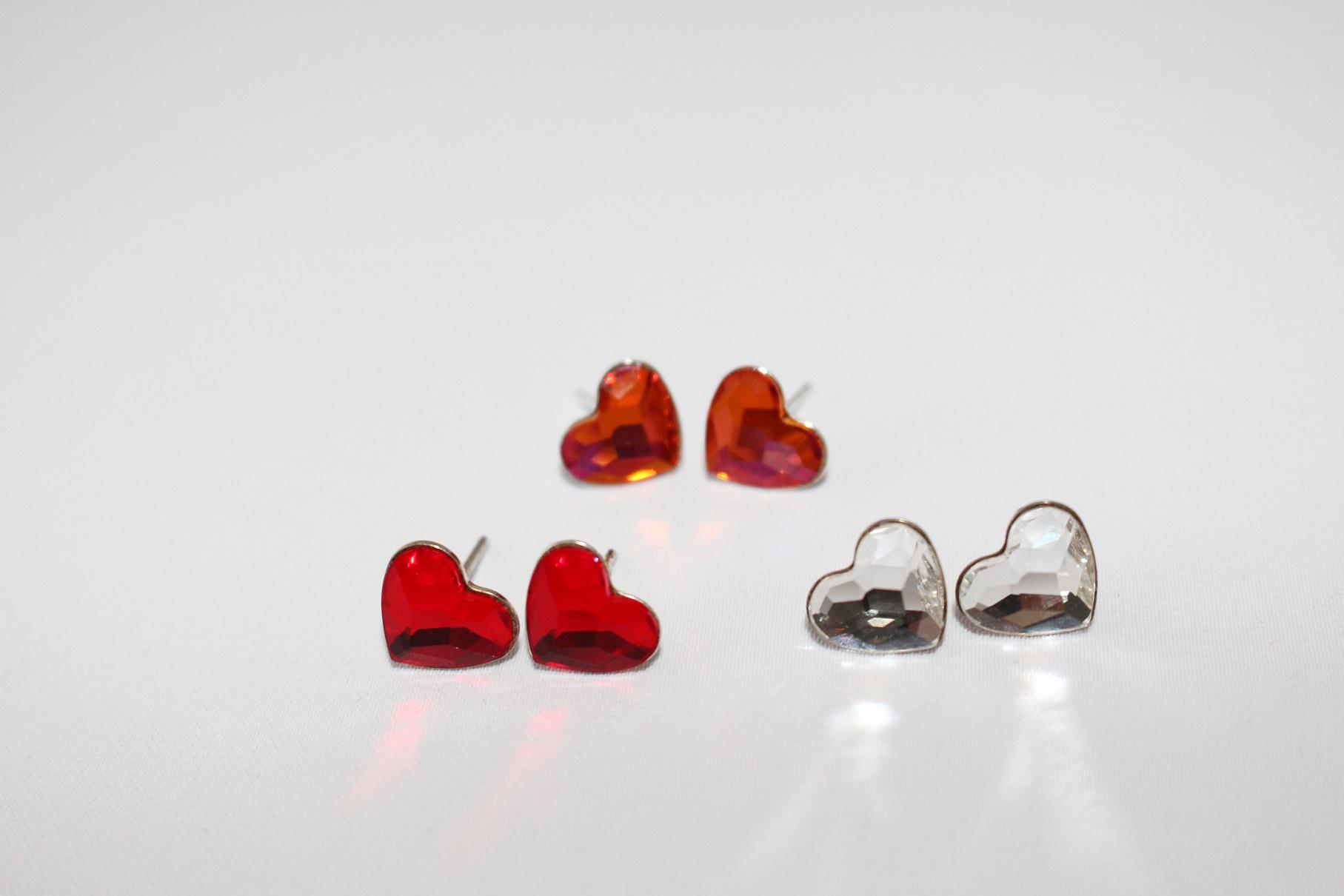 Small Heart in Orange