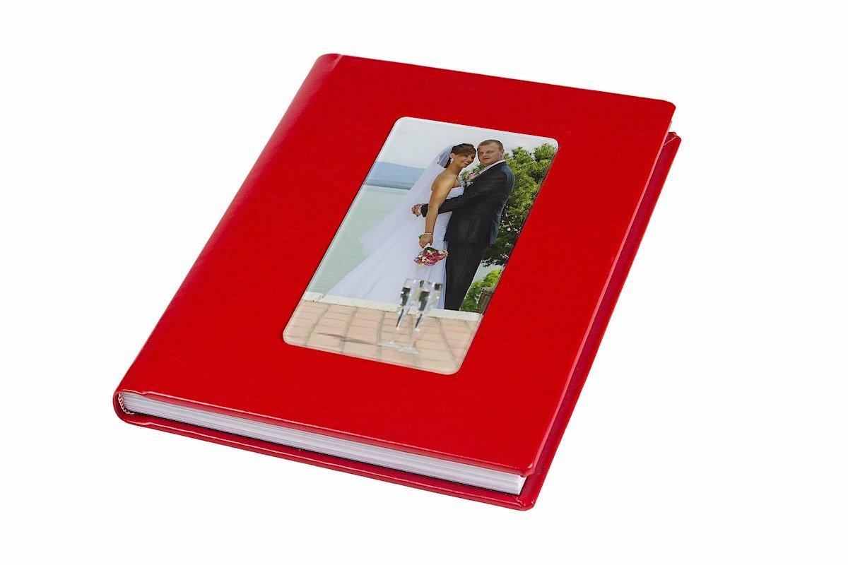 Fotokniha Premium s oknom - 20x30