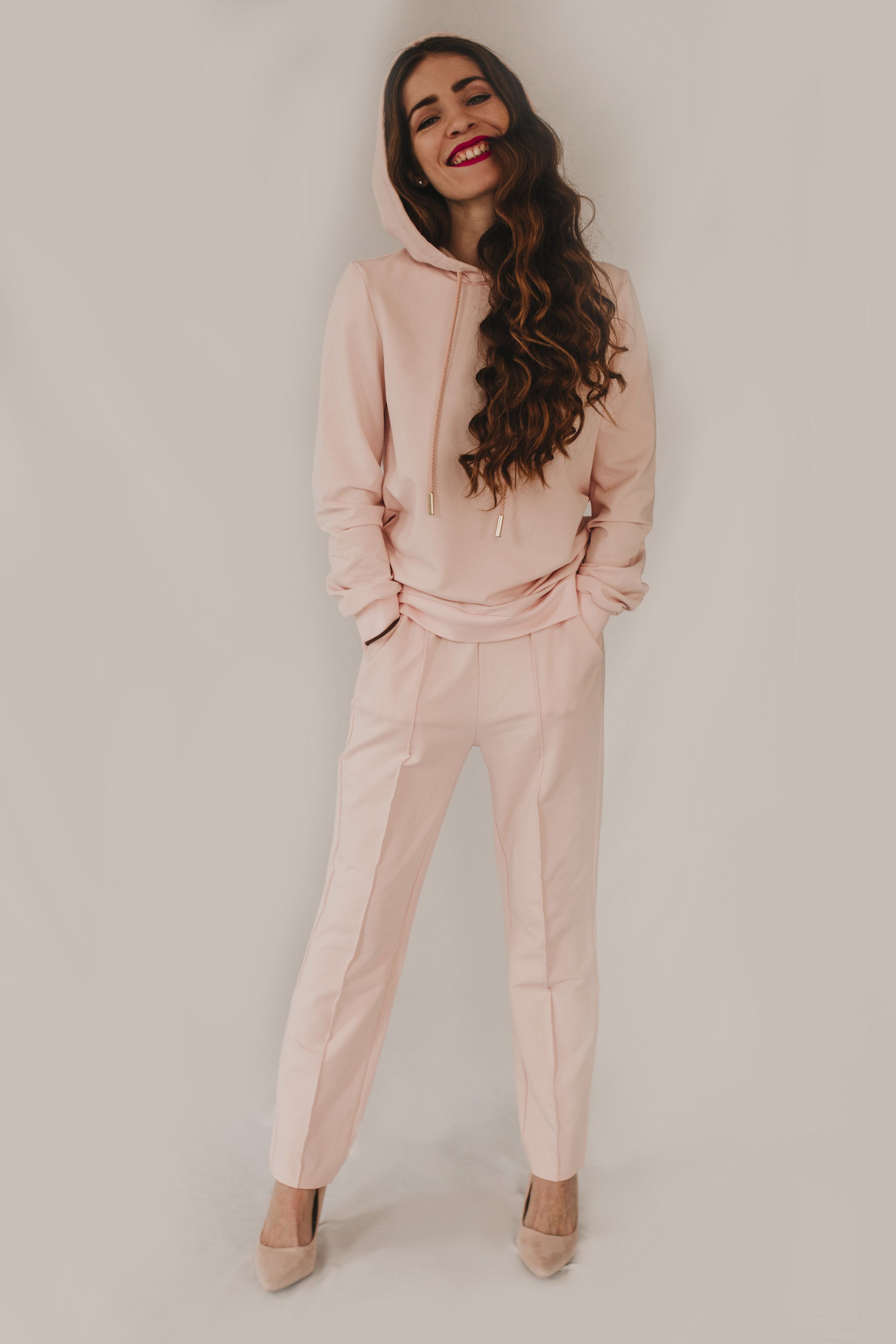 Loungewear Rosa Chiaro