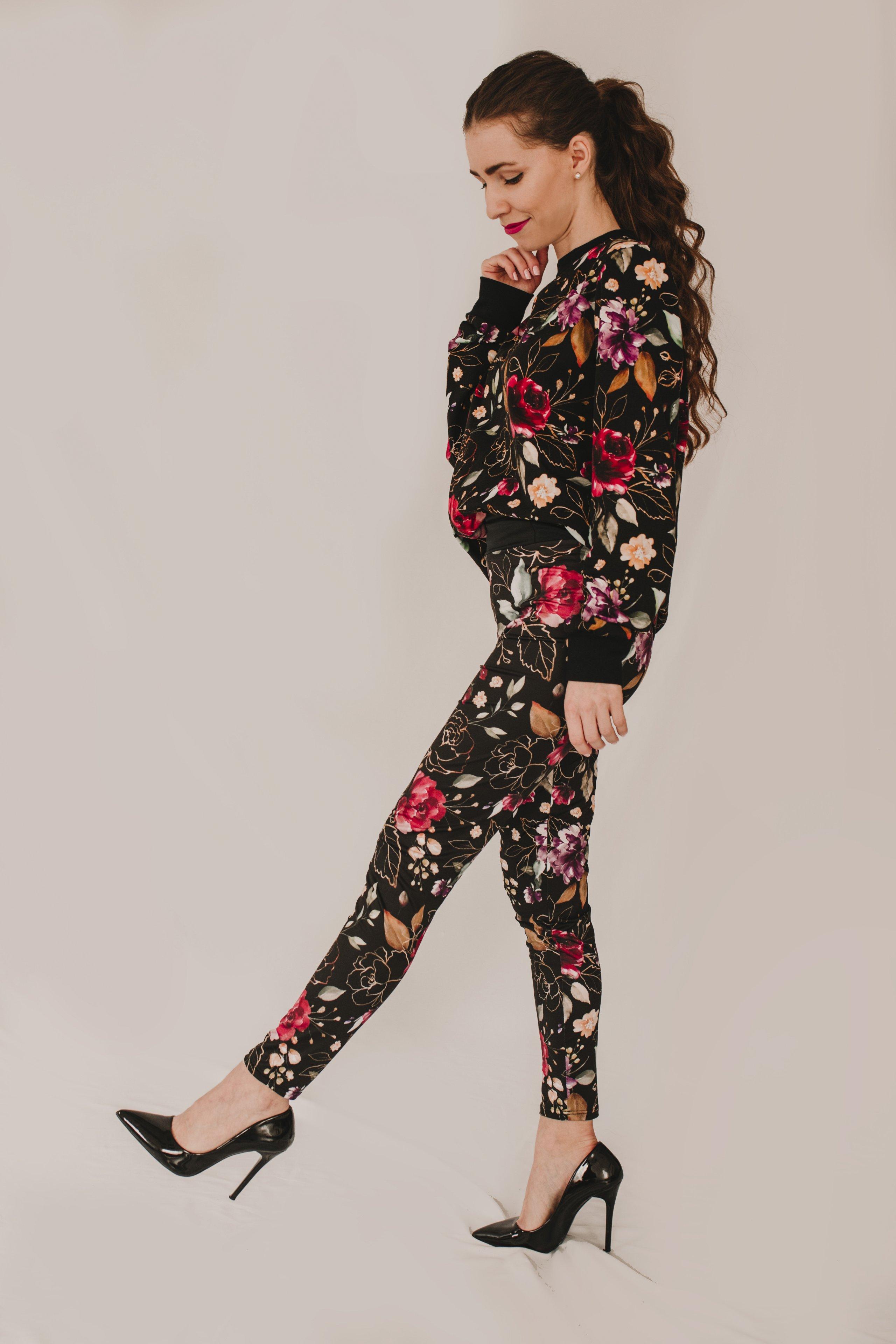 Loungewear Rosa Nera