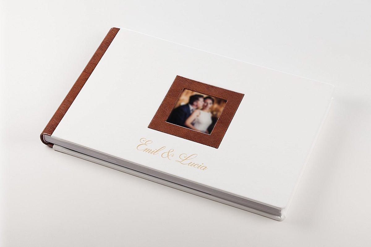 Fotokniha Premium s paspartou - 20x30