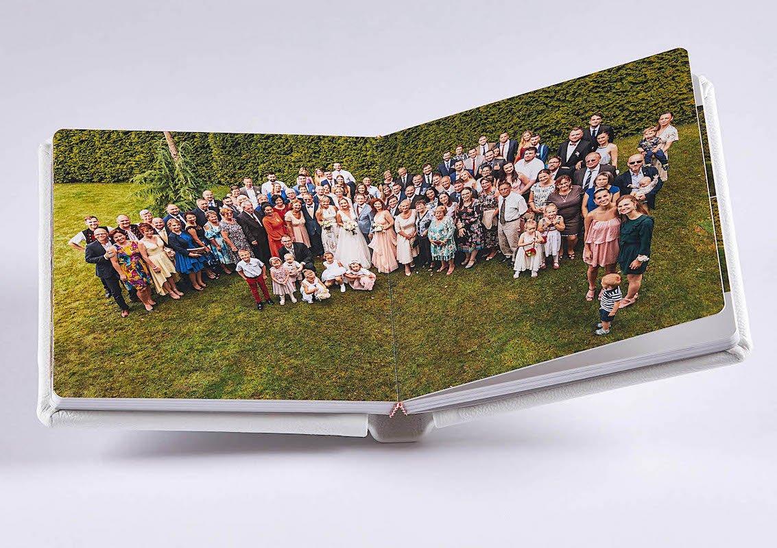 Fotokniha Plátno s paspartou - 30x30
