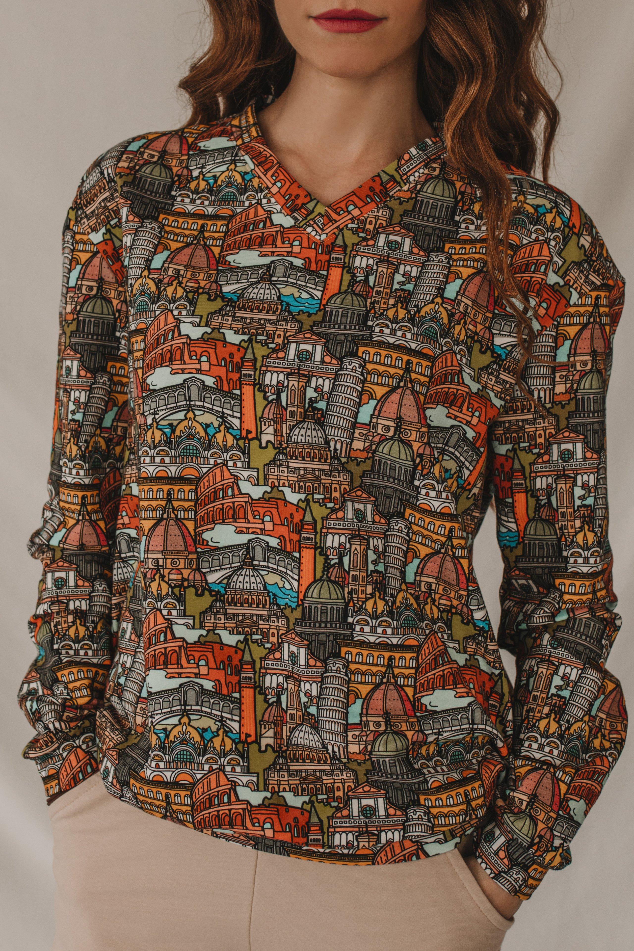 Sweatshirt Italy